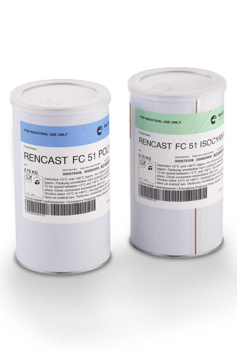 RenCast® FC 51 A+B Packung 0,75kg